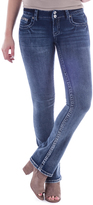 Amethyst Jeans Medium Wash Zoey Bootcut Jeans - Plus