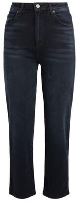 Le Jean Sabine Straight Jeans