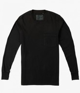 Tailored L/S Pocket Tee
