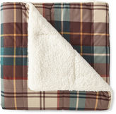 JCP HOME JCPenney Home Cozy Spun Print Throw