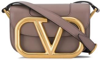 Valentino Supervee leather crossbody bag