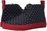 Del Toro Polka Dot Sunbrella Chukka Sneaker Men's Shoes