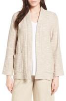 Eileen Fisher Women's Cotton Jacket