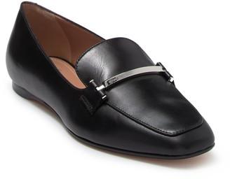 BOSS Lara Leather Bit Loafer