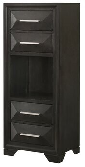 Latitude Run Gillispie 4 Drawer Lingerie Chest Latitude Run