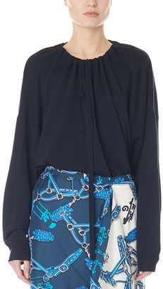 Tibi Wool Pullover
