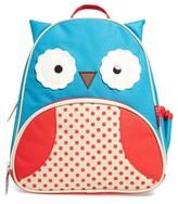 Skip Hop Toddler Zoo Pack Backpack - Blue