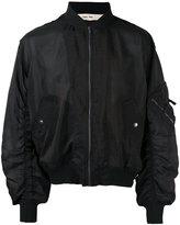 Damir Doma military bomber jacket