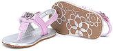 Jessica Simpson Girls' Cupid Crib Shoe Sandals