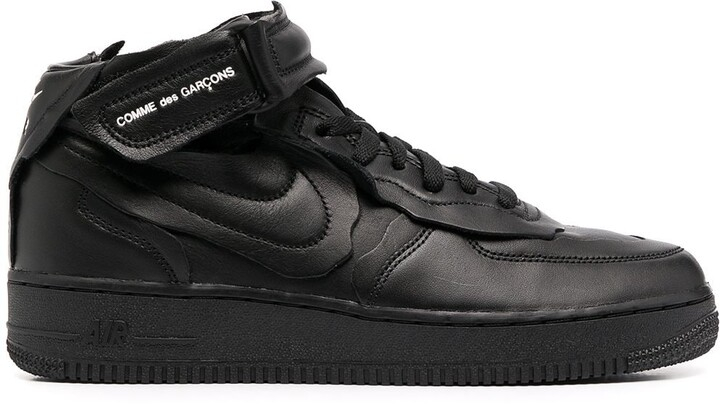 Thumbnail for your product : Nike x Comme des Garcons Air Force 1 Mid sneakers