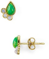 Jules Smith Designs Tyra Cabochon Stud Earrings