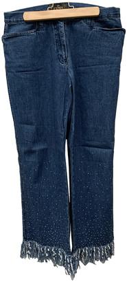 Fendi Navy Denim - Jeans Jeans