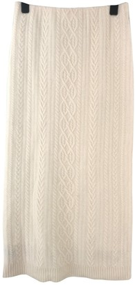 Lauren Ralph Lauren Beige Wool Skirt for Women