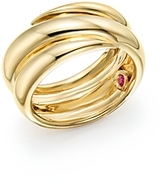 Roberto Coin 18K Yellow Gold Double Band Ring