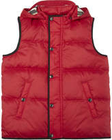 Burberry Carlton hooded gilet 4-14 years