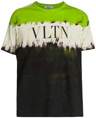 Valentino VLTN Jelly Block Print T-Shirt