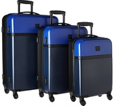 Diane von Furstenberg Addison Three-Piece Hardside Luggage Set Luggage