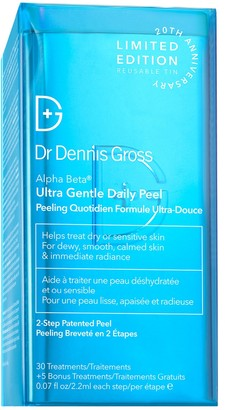 Dr. Dennis Gross Skincare 20th Anniversary Alpha Beta Ultra Gentle Daily Peel