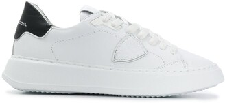 Philippe Model Paris Flat Low Top Sneakers