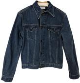 Calvin Klein Blue Denim - Jeans Leather jackets