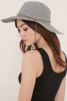 Forever 21 Stampede String Straw Hat
