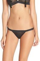 Hanky Panky Women's Tassel Back Brazilian Bikini