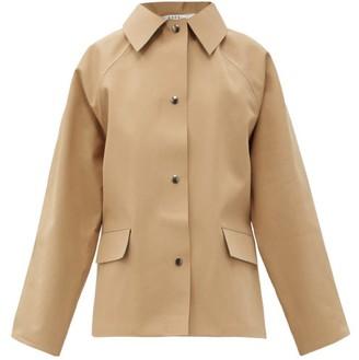 Kassl Editions Original Wool-blend Jacket - Camel