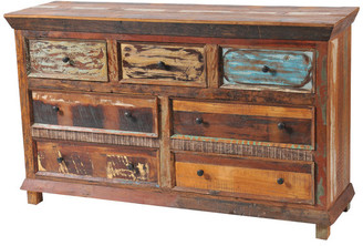 Moti 7 Drawer Dresser