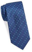 Saint Laurent Square Silk Tie