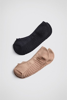 Witchery Textured Loafer Sock