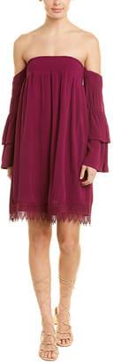 BB Dakota Enchante Shift Dress