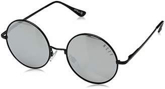 Neff Unisex-Adult Spell Shades Round Sunglasses