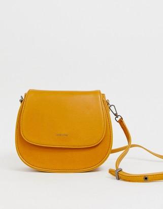 Matt & Nat saddle bag in mustard yellow