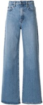Nobody Denim Milla wide-leg jeans