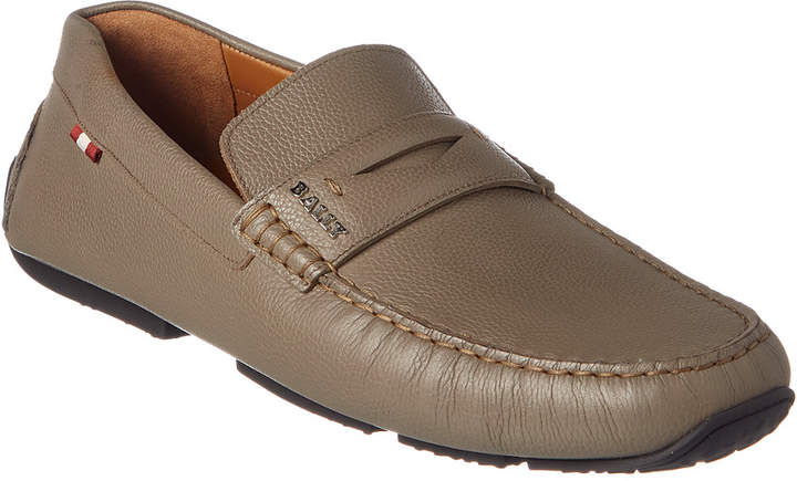 Bally Pavel Leather Driver