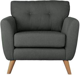 Argos Home Kari Fabric Armchair