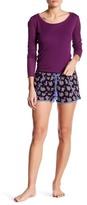 PJ Salvage Printed Pajama Short