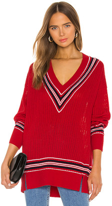 Rag & Bone Dianna V Neck Sweater