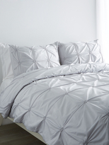 Melange Home Epoque Embellished Duvet Set