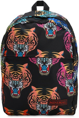 Minimal All Over Print Backpack