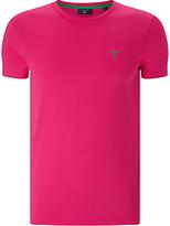 Gant Contrast Logo Short Sleeve T-shirt