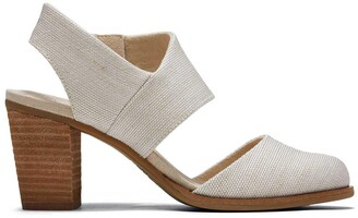 Toms Natural Majorca Closed Toe Sandal