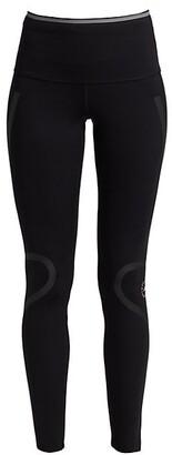 adidas by Stella McCartney Drawstring Tight Leggings
