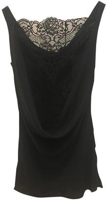 Agent Provocateur Black Silk Dress for Women
