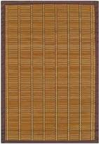 Bamboo Rug Company Anji Mountain Bamboo Chairmat and Rug Co, 2-Foot-by-3-Foot Bamboo Rug, Pearl River
