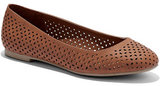 New York & Co. Perforated Ballet Flat