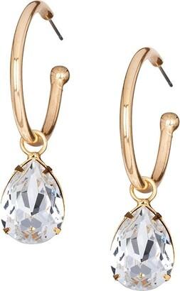Jennifer Behr Jane hoop earrings