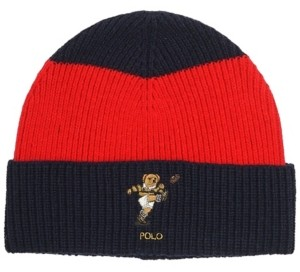 Polo Ralph Lauren Men's Bear Cold Weather Cuff Hat