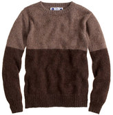 J.Crew Industry of All NationsTM colorblock alpaca sweater