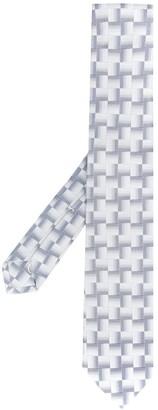 Kiton Jacquard Tie